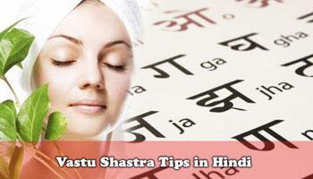 Vastu Shastra In Hindi