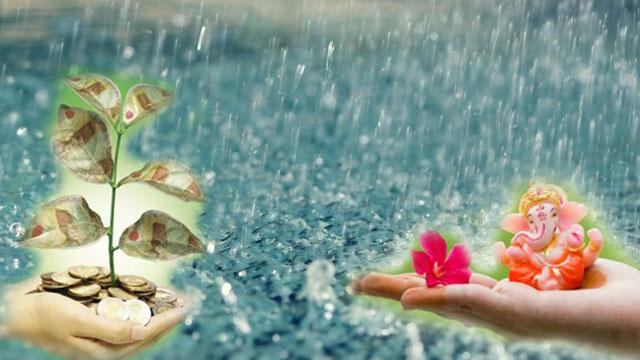 More Rains, prosperity & good luck (1 Jan 04)