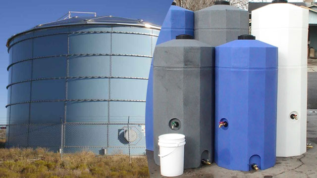 Vastu for Storage of Water Tanks