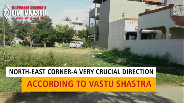 North-East Corner A Very Crucial Direction According To Vastu Shastra