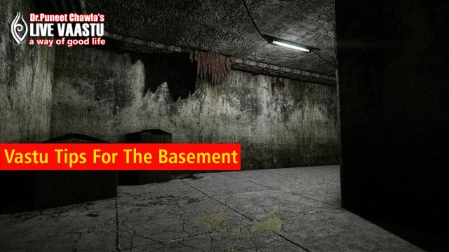 Vastu Tips For The Basement