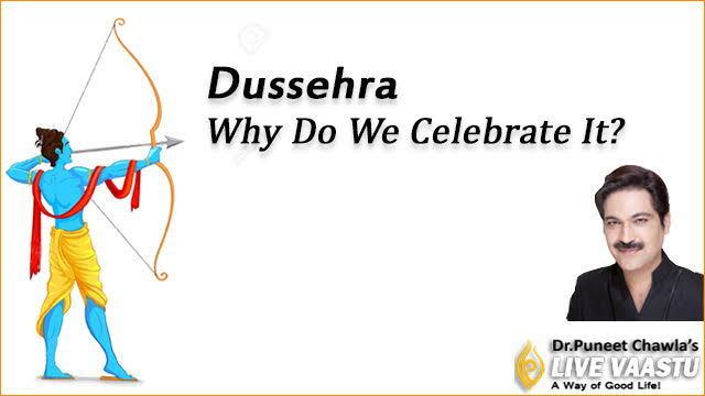 Dussehra  - Why Do We Celebrate It?