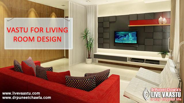 Vastu For Living Room Design