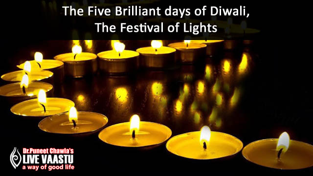 The Five Brilliant Days of Diwali, The Festival of Lights