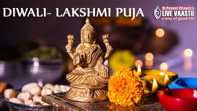 Diwali - Lakshmi Puja