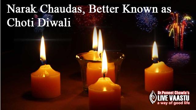 Narak Chaudas, Better Known As Choti Diwali