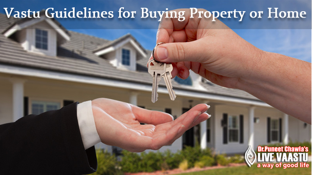 Vastu Guidelines For Buying Property or Home