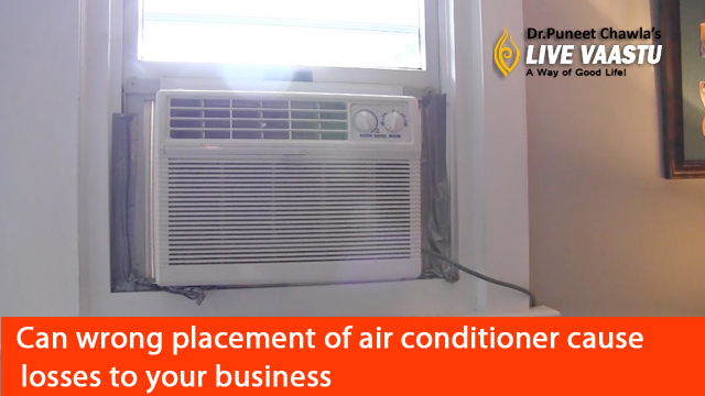 Can Wrong Placement of Air Conditioner Cause Losses to Your Business?