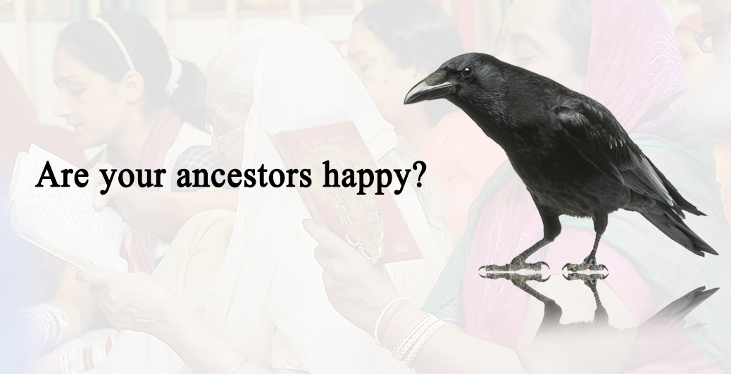 Are your ancestors happy?