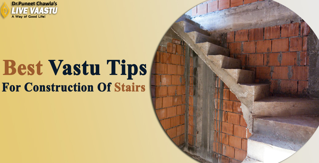 Best Vastu Tips For Construction Of Stairs