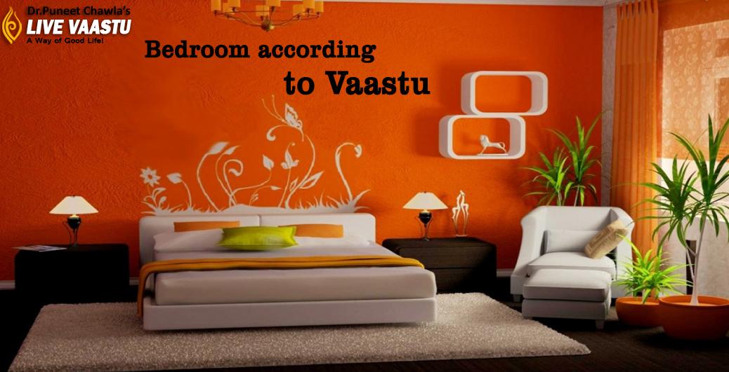 Bedroom according to vastu