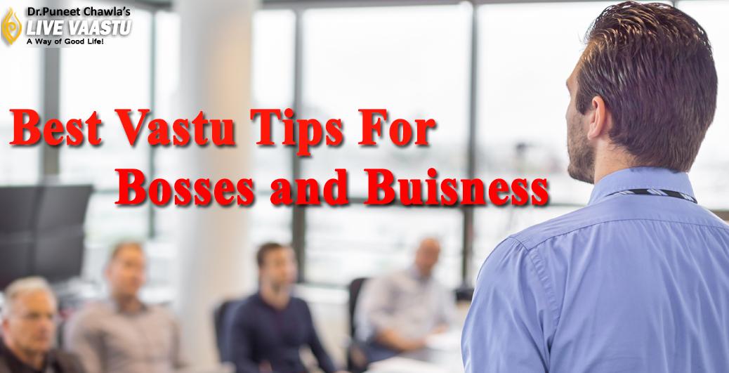 Best Vastu Tips For Bosses and Buisness