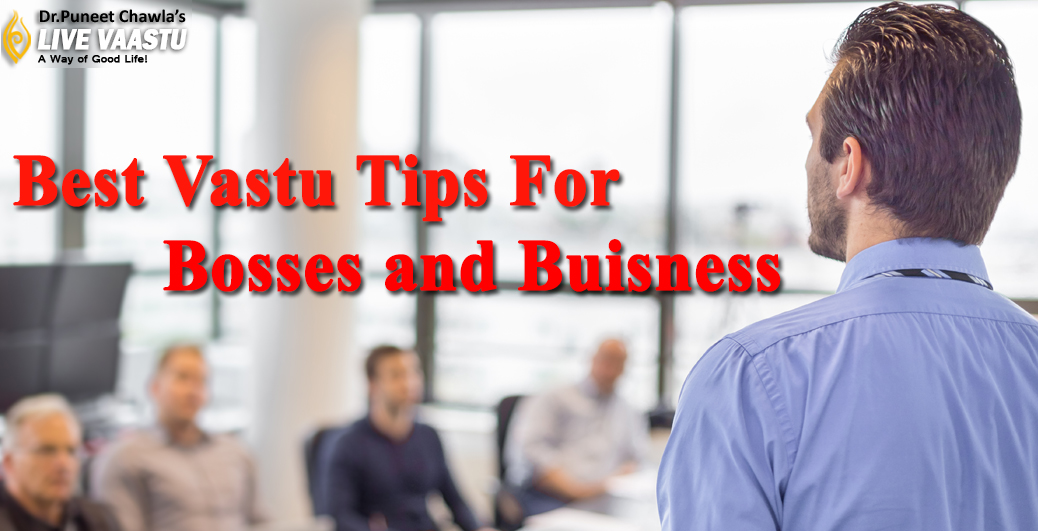 Best Vastu Tips For Bosses and Buisness