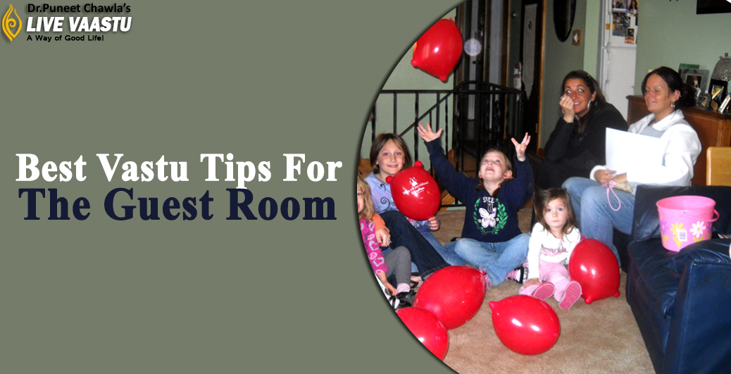 Best Vastu Tips For The Guest Room