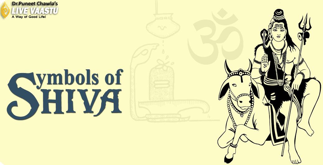 Symbols Of Shiva