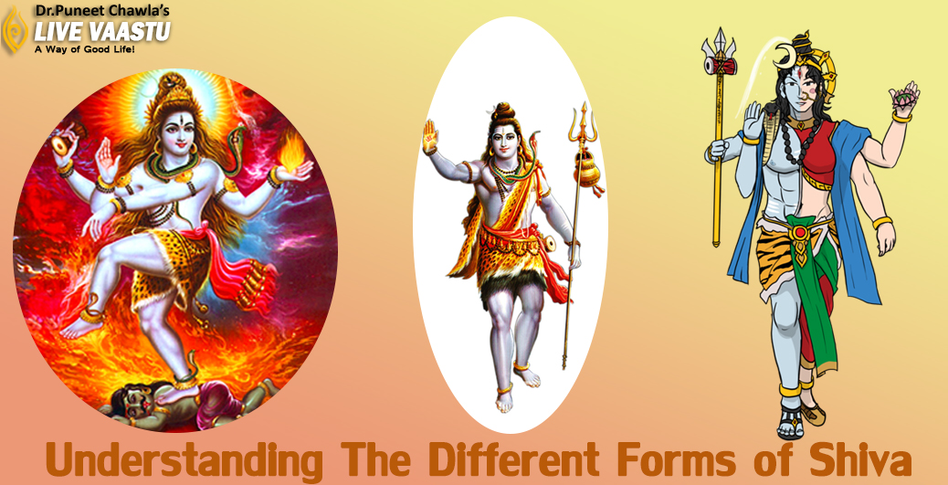 Understanding The Different Forms of Shiva