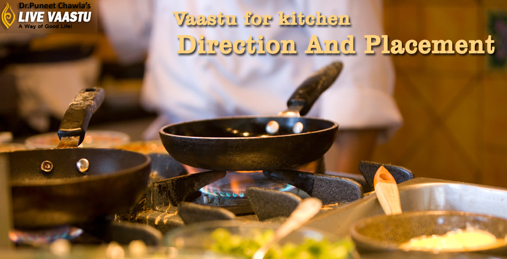 Vaastu for kitchen-Direction And Placement