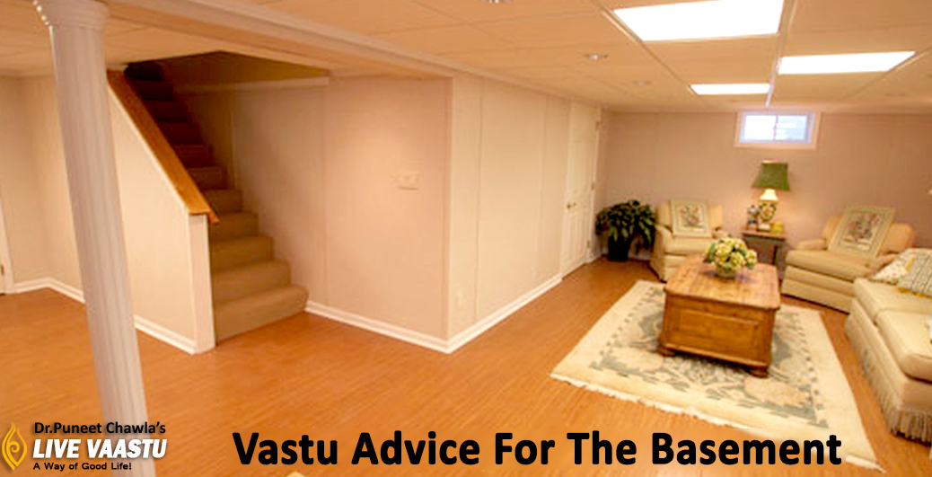 Vastu Advice For The Basement
