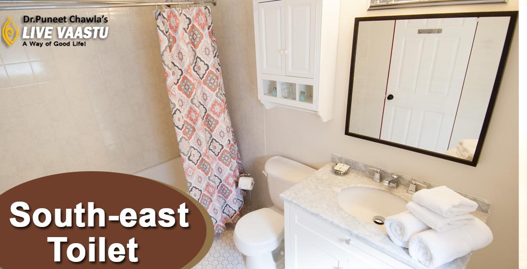 Vastu Tips For South-East Toilet