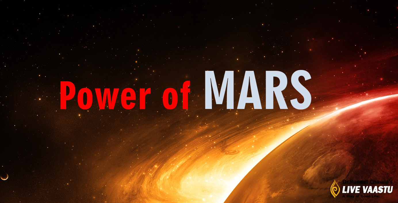 Power of Mars