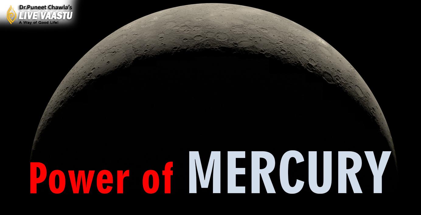 Power of Mercury