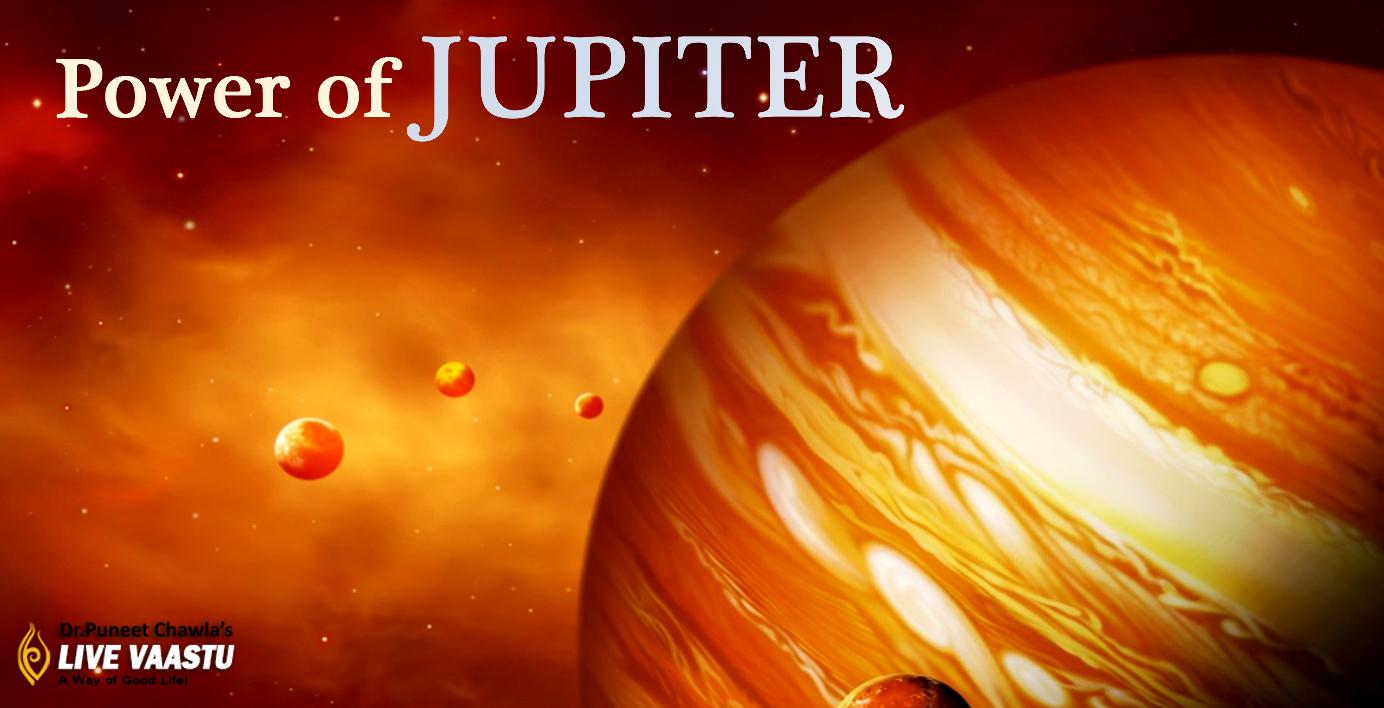 Power of Jupiter