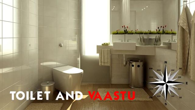 Toilet and Vaastu