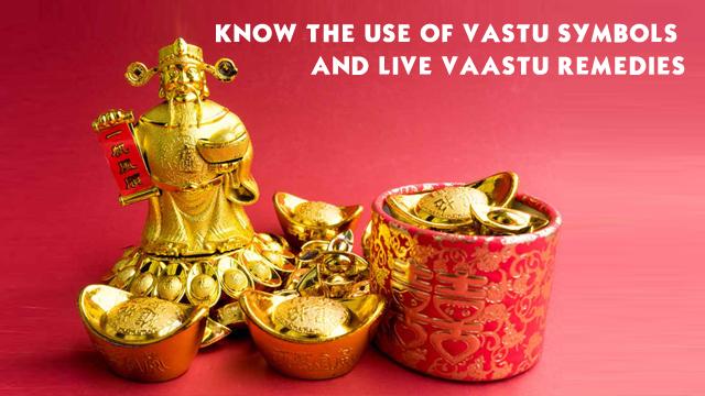 Know the use of Vastu Symbols and Live Vaastu Remedies