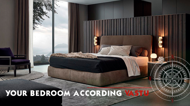 Your Bedroom According Vastu