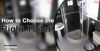 How to Choose the Right Toilet!
