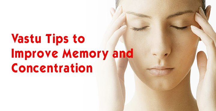 Vastu Tips To Improve Memory And Concentration
