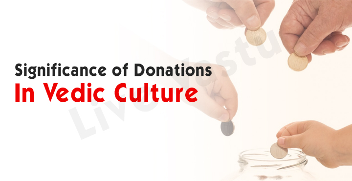 Significance of Donations in Vedic Culture