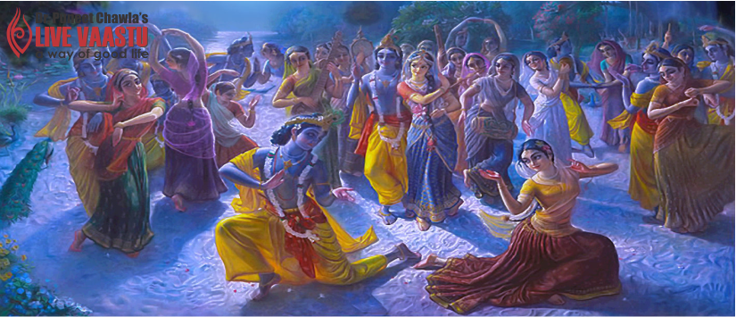 What is Raasleela of Lord Krishna