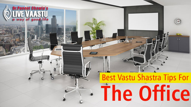 Vastu Shastra Tips For The Office
