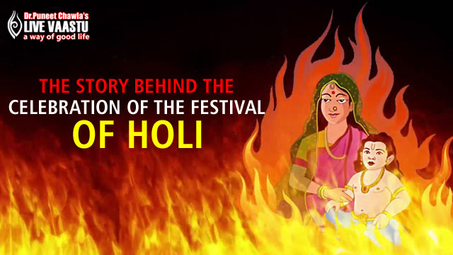 The Story Behind The Celebration Of The Festival Of Holi