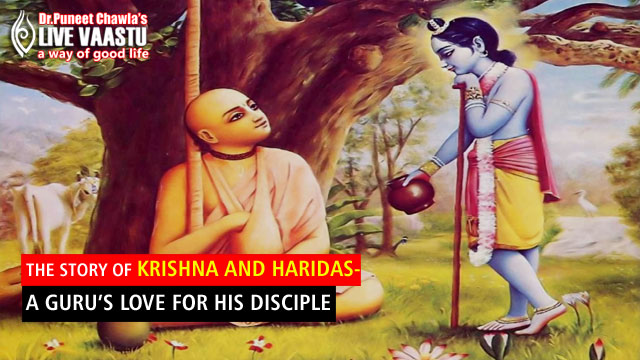 The Story Of Krishna And Haridas- A Guru's Love For His Disciple