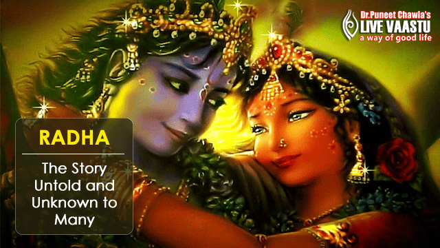 Radha - The Story Untold and Unknown To Many