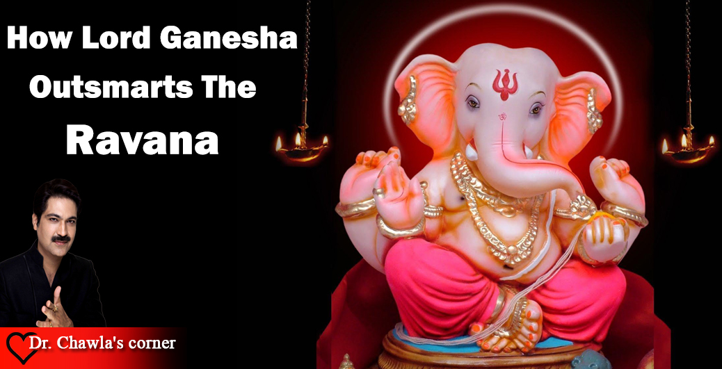 How Lord Ganesha Outsmarts The Ravana