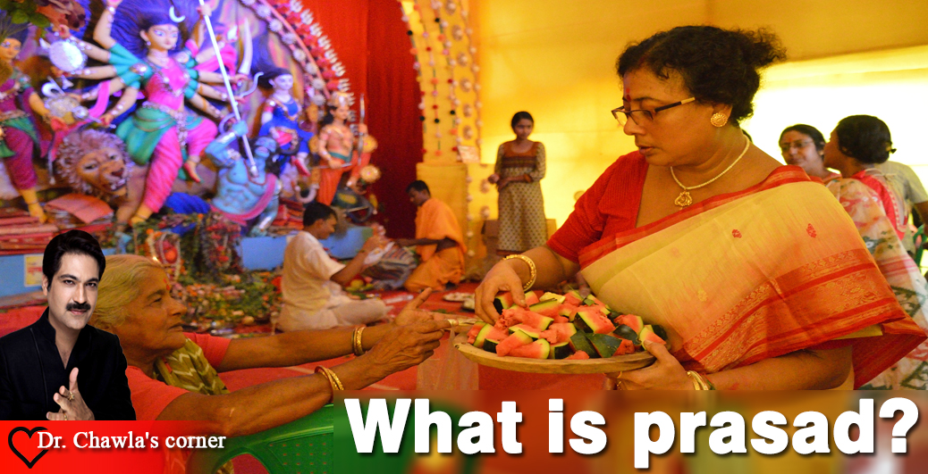 What is Prasad