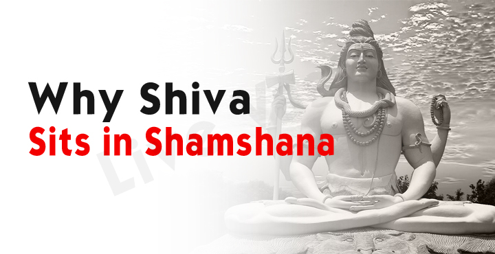 shiva and shamshana