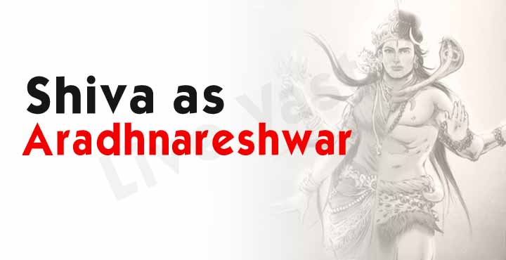 Why Lord Shiva took Ardhnareshwar  form?
