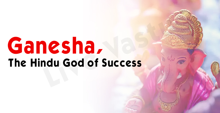 Ganesha, the Hindu God of Success