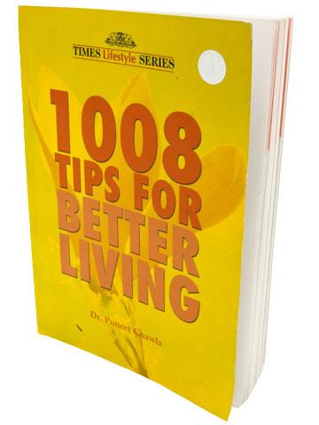 1008 Tips for Better Living