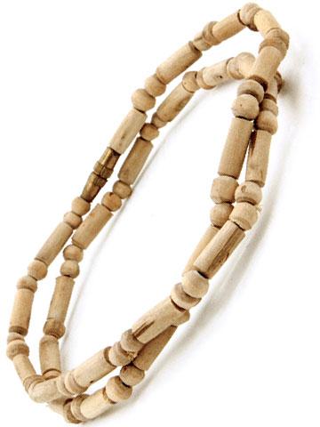 Tulsi Round Cylinder Beads