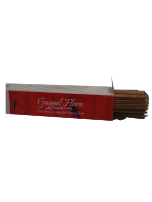 Guggle flora incense sticks