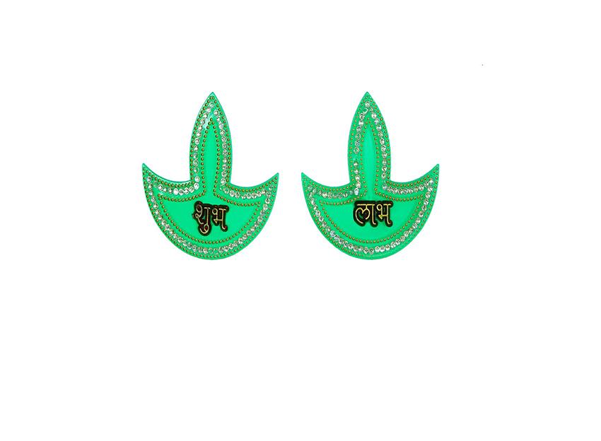 Deepak Shubh Labh Stickers