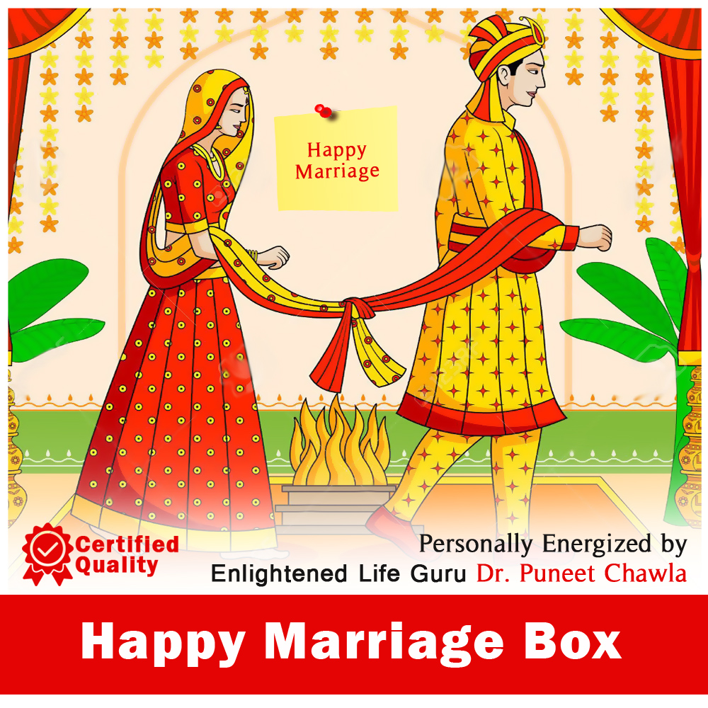 Happy Marriage Box
