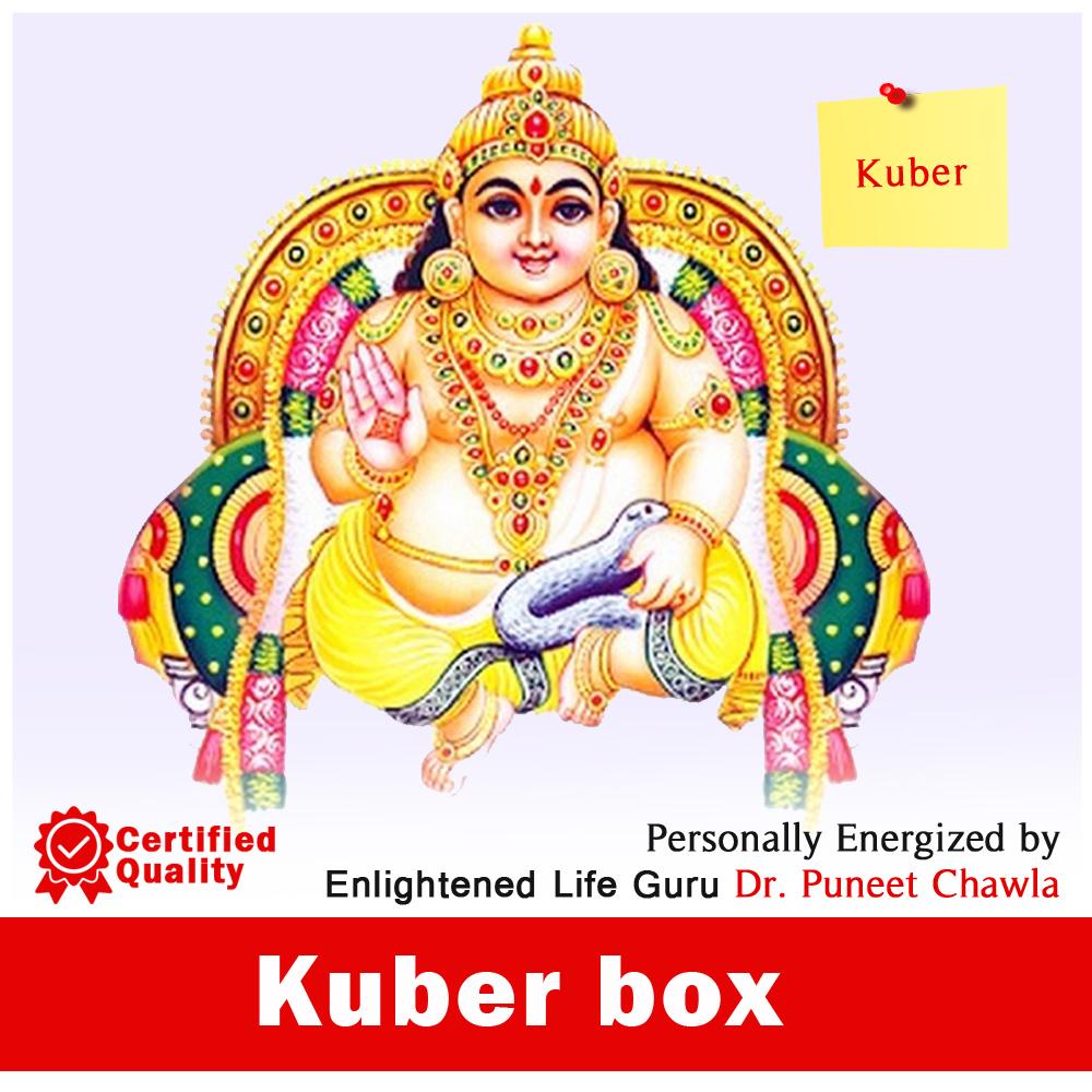 Live Vaastu Kuber Box
