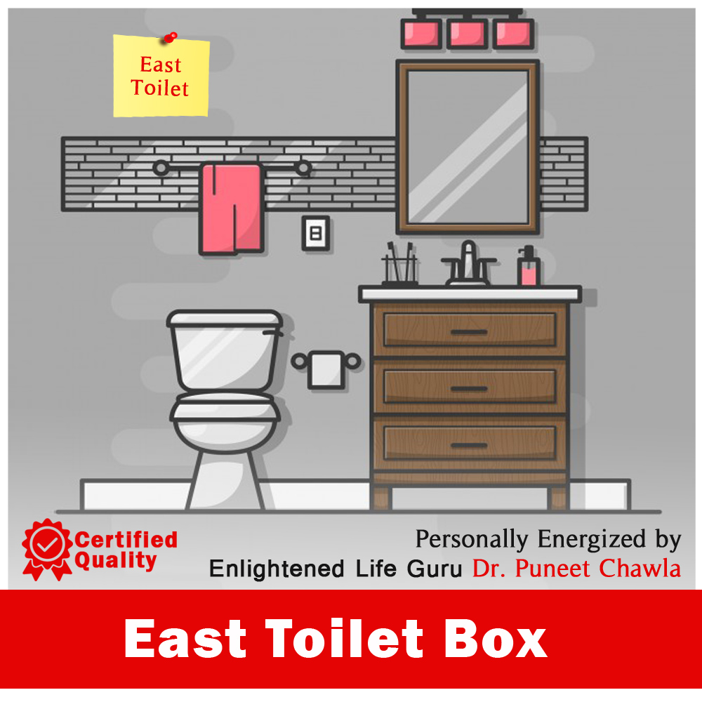 EAST TOILET BOX
