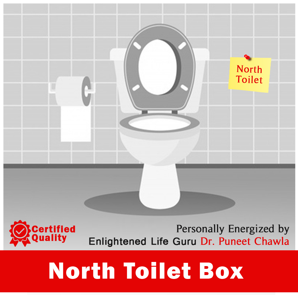 NORTH TOILET BOX